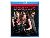 71% off Terminator: Sarah Connor Chronicles Season 2 Blu-ray