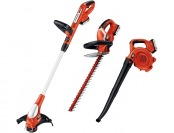 42% off Black and Decker 20V Max Lithium Ion Outdoor Combo Kit