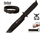 "63% off United Cutlery Marine Force Recon 16"" Survival Knife"