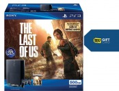 Sony 500GB PlayStation 3 The Last of Us Bundle + $20 Gift Card