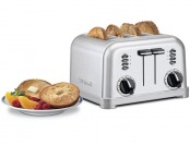 65% off Cuisinart CPT-180 Metal 4-Slice Toaster, Brushed Stainless