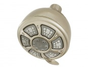 "32% off Pfister Pasadena 4-Spray 5"" Brushed Nickel Showerhead"