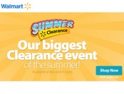 Walmart Summer Clearance Sale - Thousands of Great Deals