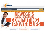 Newegg Back to School Sale - Tons of Great Deals