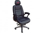 83% off NCAA Virginia Tech Hokies Leather Head Coach Office Chair