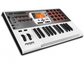62% off M-Audio Axiom AIR 25 MIDI Keybooard Controller