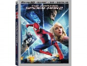 46 off The Amazing Spider-Man 2 3D/Blu-Ray/DVD Combo Pack