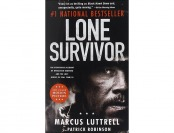 40% off Lone Survivor Book (Paperback)