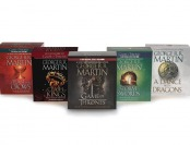 42% off George R. R. Martin Song of Ice and Fire Audiobook Bundle