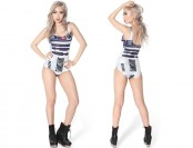 48% off Women's Star Wars R2-D2 One Piece Swimsuit