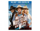 60% off A Million Ways to Die in the West (Blu-ray + DVD Combo)