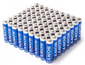 63% off 72-Pack of Sony Stamina Plus Alkaline AA or AAA Batteries