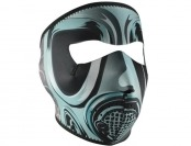 88% off ZANheadgear Neoprene Gas Face Mask (Black/Green)