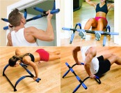 58% off Power Trainer Elite Multi-Function Bar w/ P90X Workout DVD