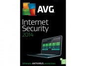 Free AVG Internet Security 2014 - 1 PC / 2-Year