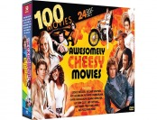 57% off 100 Awesomely Cheesy Movies (24 Disc Set) DVD