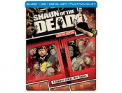 75% off Shaun of the Dead (Steelbook) (Blu-ray + DVD)