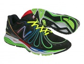 55% off New Balance Men's M890v3 Black Running Shoes