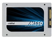 "48% off Crucial M550 512GB 2.5"" 7mm Internal SSD CT512M550SSD1"