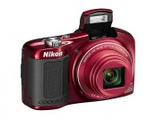 40% off Nikon Coolpix L620 18.1-MP Red Digital Camera