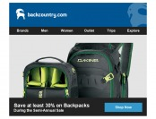 Up to 65% off Backpacks at Backcountry.com