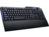 75% off AZiO Levetron L70 LED Backlit Gaming Keyboard (KB501)