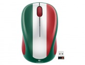 70% off Logitech Wireless Mouse M317 Mexico Soccer Fan Edition