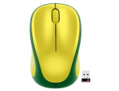 70% off Logitech M317 Wireless Computer Mouse Brazil Fan Edition