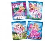 56% off Barbie Blu-ray & DVD Bundle, 4 Films