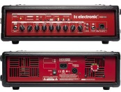 57% TC Electronic BH500 500W Bass Amp Head - Red