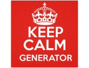 Free Keep Calm Generator Android App