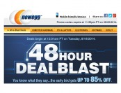 Newegg 48 Hour Deal Blast - Up to 85% off Tons of Items