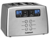 $102 off Cuisinart CPT-440 Touch to Toast Leverless 4-Slice Toaster