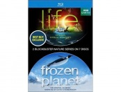 75% off Life + Frozen Planet Blu-ray 2-Pack