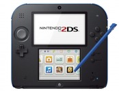 23% off Nintendo 2DS Gaming System (Electric Blue)