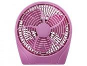 "47% off Insignia NS-FANT9-P 9"" Purple Table Fan"