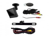 44% off Metra TE-LP35B Back-up Car Camera Bundle