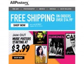 Allposters Music Posters Sale - Posters Starting at $3.99