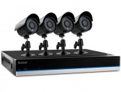 53% off Defender BlueLine 21171 Video Security System w/4 Cameras