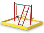 73% off Prevue Hendryx Cockatiel Court Playground