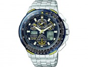 $348 off Citizen Eco Drive Blue Angels Skyhawk AT Men's Watch
