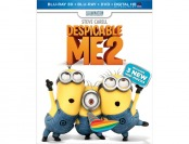 58% off Despicable Me 2 (Blu-ray 3D + Blu-ray + DVD Combo)