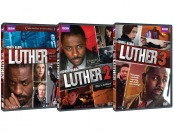 52% off Luther Complete Series Six Disc DVD Bundle