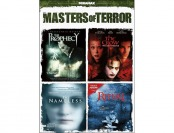 76% off Masters of Terror V.3 (4 Films) DVD