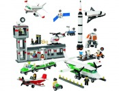 $61 off LEGO Education Space and Airport Set #4579792 (1,176 Pcs)