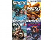 75% off Far Cry Complete Pack (1 + 2 + 3 + Blood Dragon) PC Download