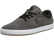 36% off DC Shoes Crisis Men's Lace-Up Sneakers