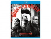 64% off Sons of Anarchy: Season Four Blu-ray