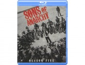 74% off Sons of Anarchy: Season Five Blu-ray