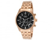 91% off Rotary Aquaspeed Rose Gold Plated Stainless Steel Watch